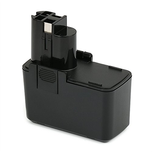 POWERAXIS 9.6V 2.0Ah NI-MH Utensili Elettrici Batteria per Bosch Drill GBM 9.6 VES-2 PBM 9.6 VES-2...