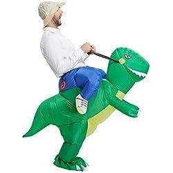 Kotila Disfraz de Dinosaurio Tyrannosaurus Rex para Adultos