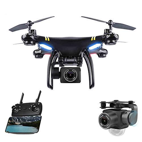 Sici Drone Remoto, Telecamera Grandangolare 1080p Grandangolare, Controllo Dell'Illuminazione, Traccia, Vibrazione 3D, Applicazione Controllata, Adatto A Principianti E Bambini