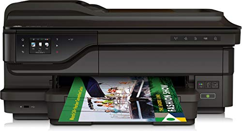 HP Stampanti Office Officejet 7612 Stampante Wide Format e All-In-One, Nero