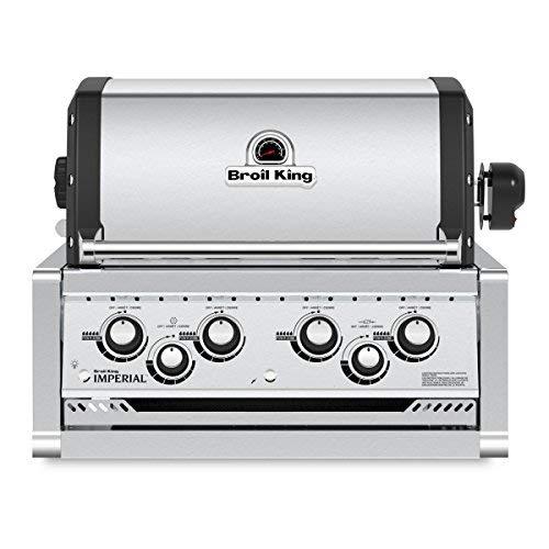 Broil King Barbecue a Metano/Gas Naturale Imperial 490 da Incasso 2019