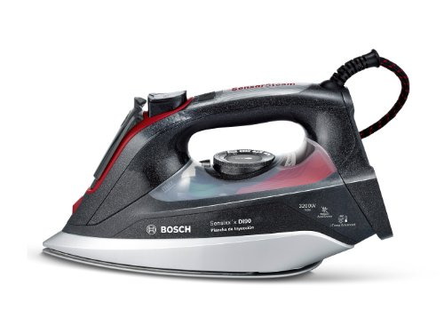 Bosch TDI903239A Ferro da stiro a secco e a vapore 3200W Nero, Bianco ferro da stiro