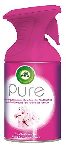 Air Wick Premium Spray Pure Cerisiers magique 250ml Lot de 6 22