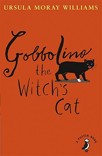 Gobbolino the Witch's Cat (A Puffin Book), witch stories for kids, witch stories, childrens witch story books, halloween witch stories, children's stories with witches