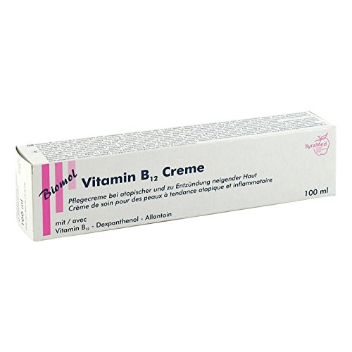 Vitamina B12crema 100ml Crema