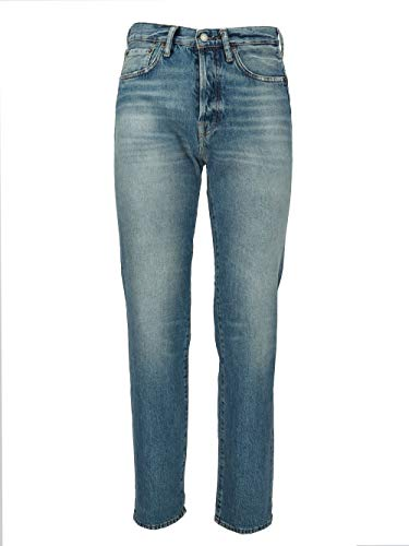 ACNE STUDIOS Herren B00018863 Blau Baumwolle Jeans