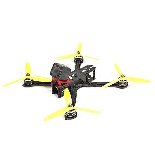 KINGDUO Iflight xl6 6 inch 265Mm Wheelbse 4Mm Braccio 3K In Fibra Di Carbonio Fpv Freestyle Telaio Kit Per Rc Drone