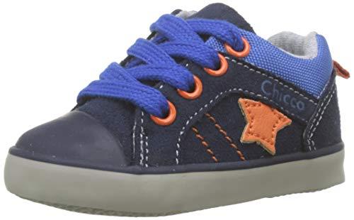 Chicco Polacchino Grado, Sneaker Bambino, (Blu 800), 20 EU