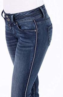 Blue-Monkey-Damen-Jeans-Side-Stripe-Mary-10306-3132