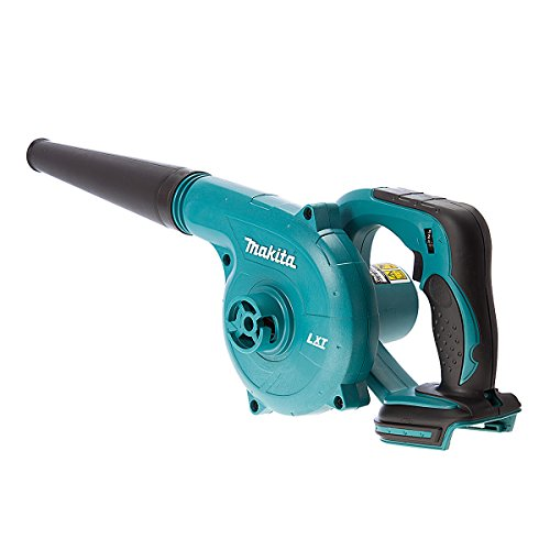 The Makita DUB182Z 18V Body only Cordless Li-ion Blower is our top pick when it comes to cordless leaf blowers, powerful, low maintenance and affordable.