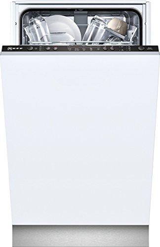 Neff S58E50X1EU A scomparsa totale 9coperti A+ Bianco lavastoviglie