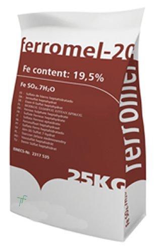 Ferromel 20 ferrous sulphate Lawn Conditioner