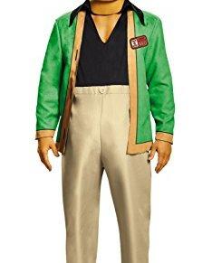 The Simpsons APU - Kwik E Mart Deluxe Adult Costume X-Large 42-46