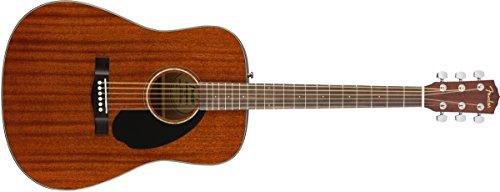 Fender CD60s Dreadnought Acoustic Guitar (Mahagony)