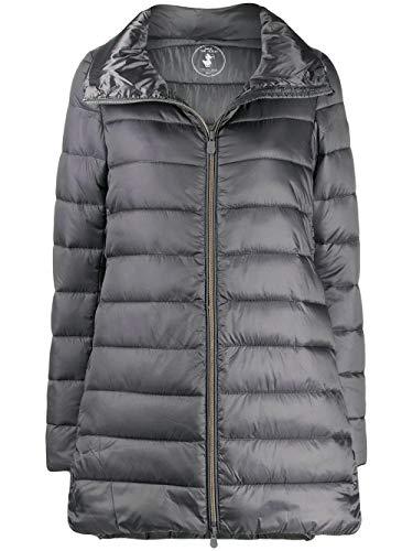 Save The Duck Luxury Fashion Donna D4362WIRIS900015 Grigio Piumino | Autunno Inverno 19