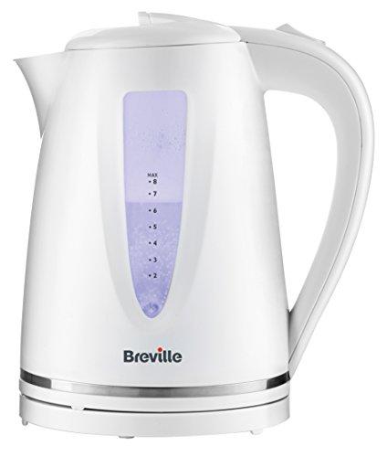 Breville Style 1.7L kettle (white) (3000w)