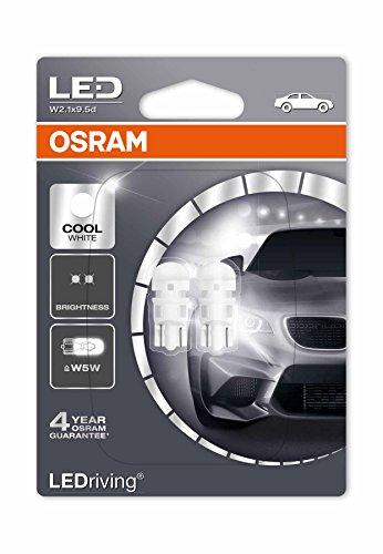 Osram W5W 2880CW-02B Luci per Abitacolo Full LED