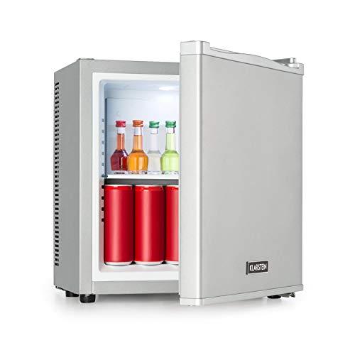KLARSTEIN Secret Cool Mini Frigorifero - MiniBar, Frigo Bevande, Classe Energetica A+, 13 Litri, 45...