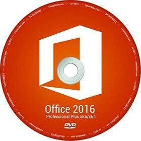 Microsoft Office 2016 Professional Plus pour 1PC (Windows) | Licence et téléchargement | Licence perpétuel | Pas d'abonnement | Licence numérique originale Envoyé dans un jour par e-mail depuis Amazon