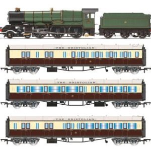 Hornby The Bristolian Train Pack – Limited Edition 41YGYY10wPL