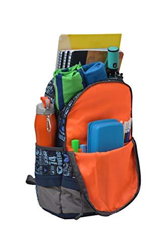 F Gear Burner P11 26 Ltrs Blue Casual Backpack (2437) 7
