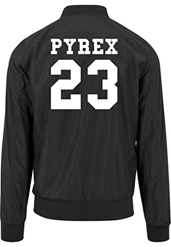 Certified Freak PYREX 23 Bomber Giacca Nero M