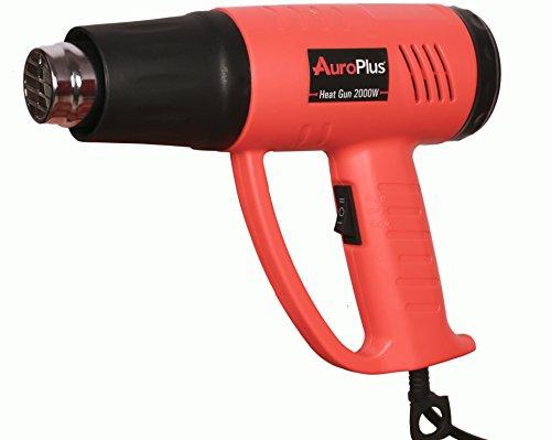 auro plus 2000 W Heavy Heat Hot Air Gun (Colour May Vary)