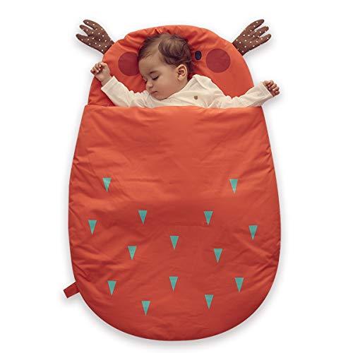 Bebamour Anti Kick Bébé Sac De Couchage Safe Nights Coton Sac De Couchage Bébé 2.5 Tog 0-18 Mois et Plus Mignon Infant Garçon Filles Dormir ... 21