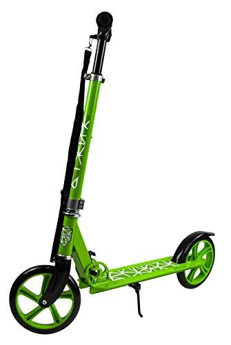 Profiseller CHICCOT City Scooter Big Wheels - BigWheel - 20.5 cm Pieghevole con Regolazione in...
