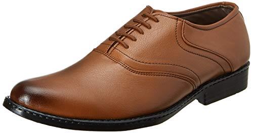 Centrino Men's Brown Formal Shoes - 9 UK/India (43 EU)(9383-002)