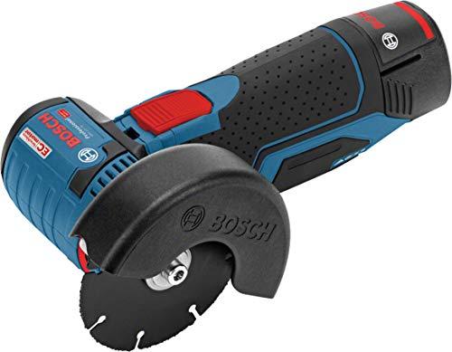 Bosch Professional 06019F2003 Smerigliatrice Angolare, Blu