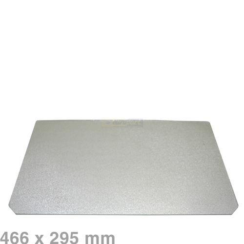 Sostituzione lastra di vetro 466x295 mm frigorifero Indesit Ariston Whirlpool Scholtes Hotpoint...