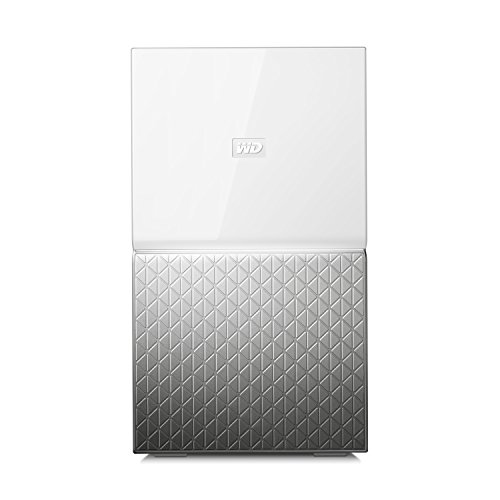 WD My Cloud Home Duo, Personal Cloud con Dual-Drive, 2 Bay, 8 TB