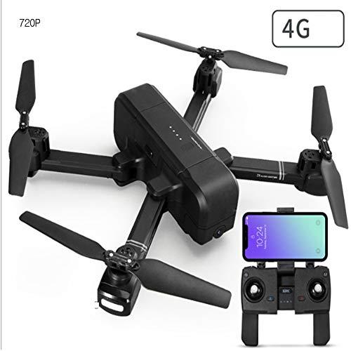 YFQH Droni Telecomandati,Telecomando Pieghevole per Esterni 720p Drone 4g Ripresa Fissa per...