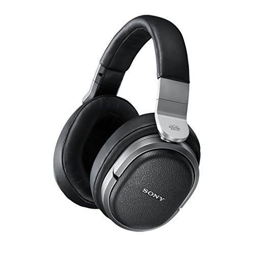 Sony MDR-HW700DS - Auriculares inalámbricos (Digital surround), negro
