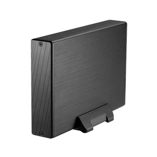 TooQ TQE-3527B Enclosure HDD 3.5' Nero Contenitore di unità di archiviazione