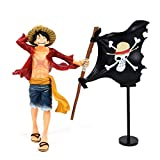 Banpresto ONE PIECE magazine FIGURE Luffy normal color anime otaku japan