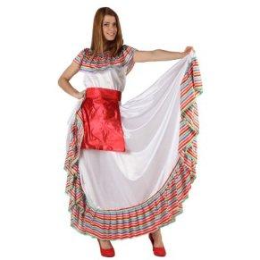 Atosa-49977 Atosa-49977-Disfraz Mejicana
