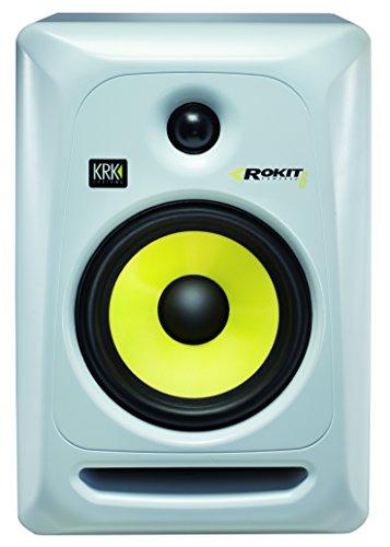 KRK RP6G3W - Monitor de estudio, color blanco