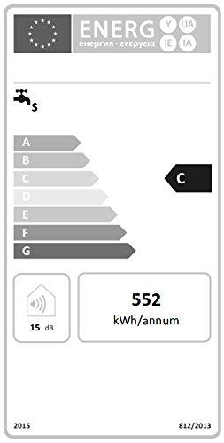 ARISTON Thermo 3100339Chauffe-eau électrique Andris Rs 30/3ERP Blanc