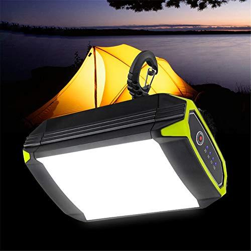 LHY LIGHT Luci di Campeggio solari Mobile Power Bank Torcia USB Port Tenda da Campeggio Luce Esterna...