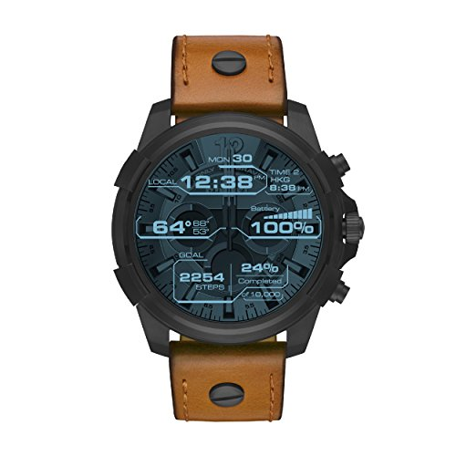 Diesel Herren Smartwatch Full Guard DZT2002