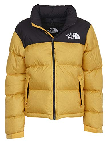 The North Face Giubbotto Donna MOD. 1996 Nuptse Giallo M