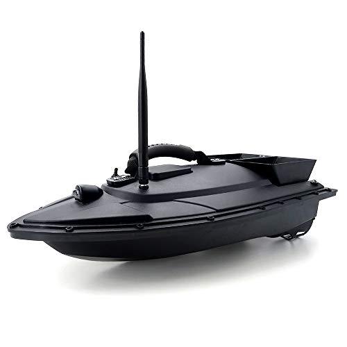 ZMH Pesca Strumento Smart RC Esca Barca Giocattolo Digitale Automatico di Frequenza Modulazione Telecomando Dispositivo di Radiocomando Pesce Giocattoli