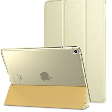 HITFIT Case, Smart Cover Trifold Stand for Apple iPad Pro 10.5 inch (2017) - Gold 28