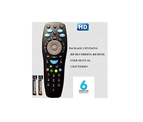 Company Replaced TATASKY HD Recording Universal TV and DTH Remote Control