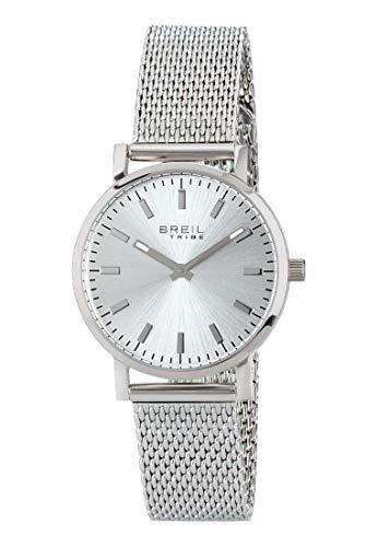 Orologio BREIL per donna SKINNY con bracciale in acciaio, movimento SOLO TEMPO - 2H QUARZO