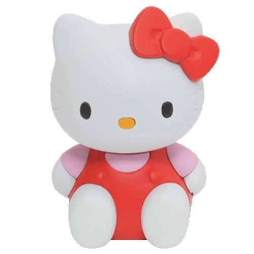 Ty Beanie-Peluche Hello Kitty in gomma, motivo '