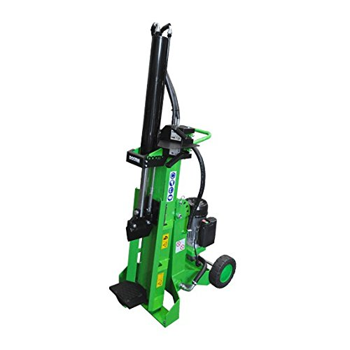 Forest–SF105Duo e–Astilladora de troncos eléctrica 9toneladas)–220V
