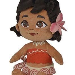 Peluche di VAIANA WAIALIKI Versione BAMBINA dal film Disney 2016 OCEANIA Moana 25cm